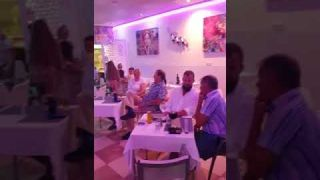 G & S RESTAURANT CALAHONDA HOMEMADE VIDEO